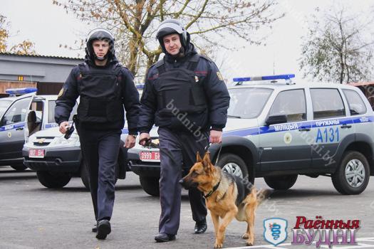 Поздравляем Департамент охраны: службе — 65 лет!