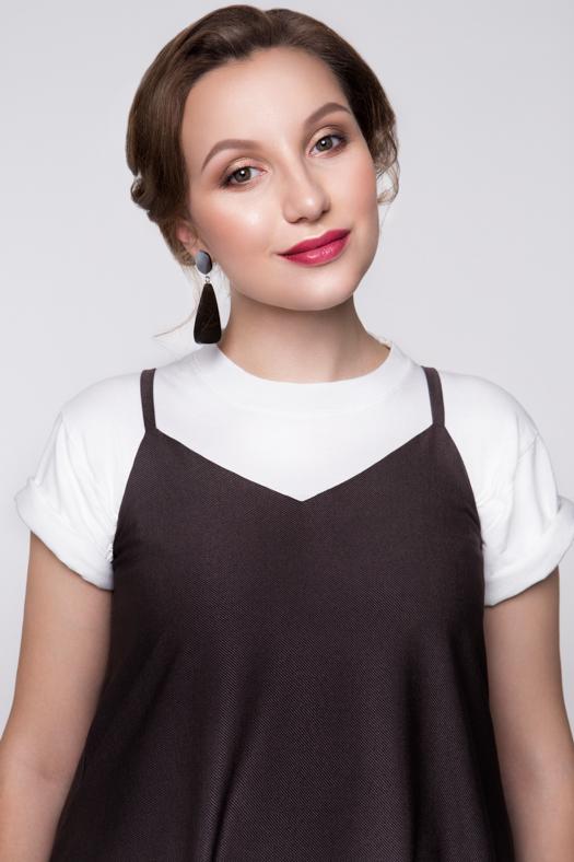 Знай наших! Владелица бренда «Label D» Дарья Луцкевич и ее наполеоновские планы