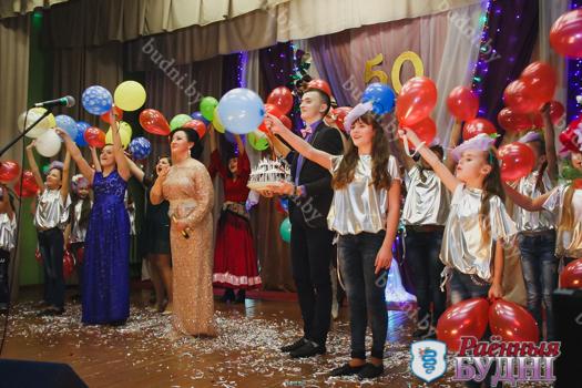 Муравский СДК отпраздновал 50-летний юбилей