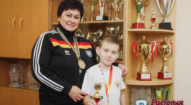 Второклассник Порослянской СШ стал финалистом республиканского легкоатлетического проекта