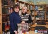 Полвека стажа на двоих, или Как в Шерешево две подруги любовь к чтению прививают