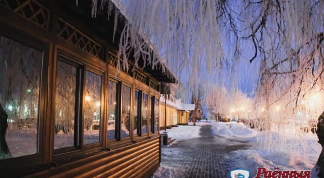 Еще немного зимних фото от Сергея Талашкевича