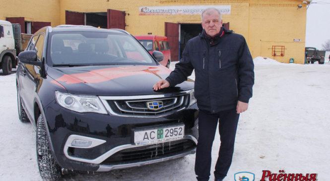 Директор ОАО «Агро-Колядичи»: «Награда от Президента — это признание заслуг всего нашего коллектива»