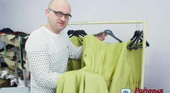 «Стильные линии», или Как пружанские швеи питерских модниц одевают