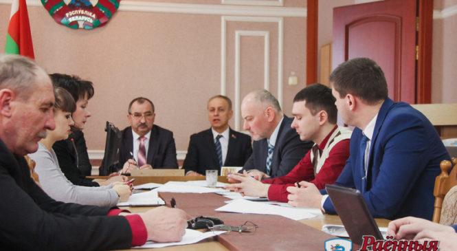 В Пружанах проконсультировали предпринимателей по Декрету Президента Республики Беларусь  №7