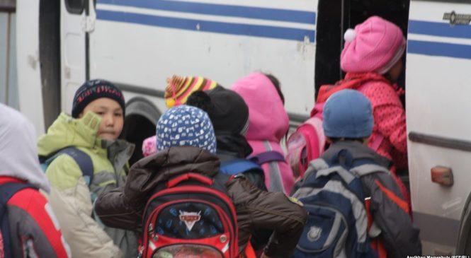 Школьники области получили право на бесплатный проезд в общественном транспорте