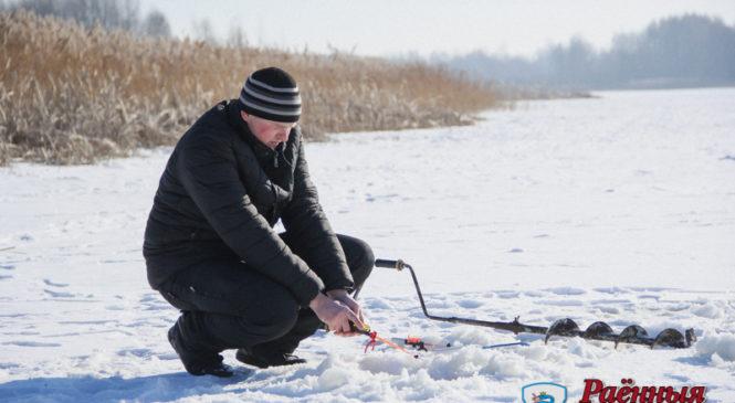 Напоминаем основные правила подледной рыбалки