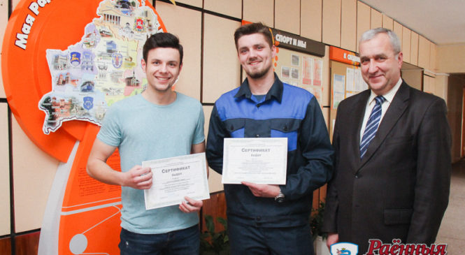 На областном отборочном конкурсе «WorldSkills Belarus 2018» в обеих номинациях победили учащиеся колледжа