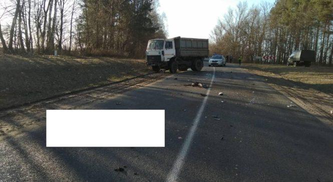 ДТП с байкером на Ружанщине: погиб в 150 метрах от родительского дома