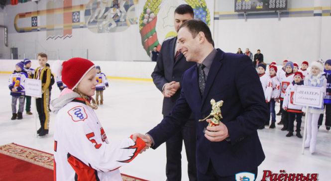 В турнире «Беловежская пуща» победило минское «Динамо». Приз зрительских симпатий достался нашей Любаше!