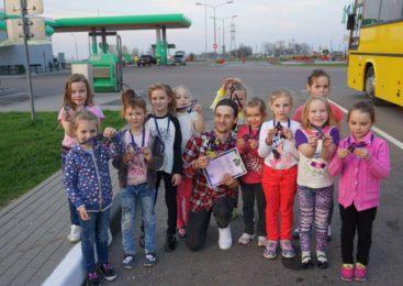 Пружанские артисты покорили сцену международного конкурса «Talented Kids»