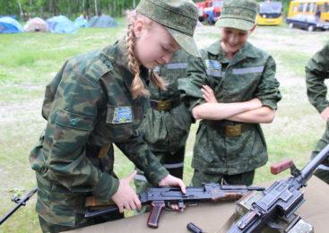 Команда СШ №3 победила на областном этапе военно-патриотической игры «Зарница -2018» и примет участие в республиканских соревнованиях