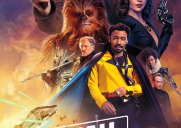Уже 24 мая! «Хан Соло: Звездные войны: истории 3D» в кинотеатре «Спутник»
