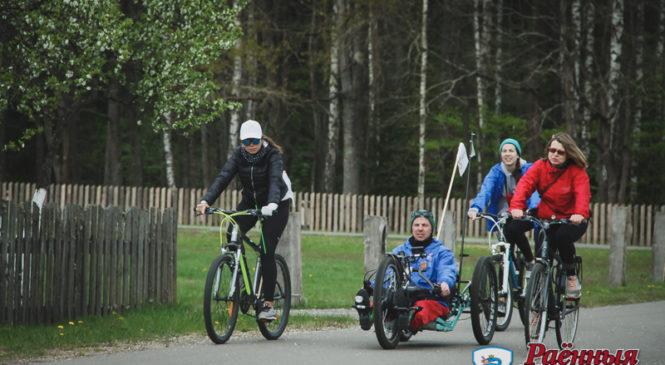 Велопробег Bike4SDGs-2018 впервые прошел и по Пружанскому району