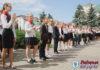 В День Государственного герба и Государственного флага в Пружанах принимали в пионеры и БРСМ