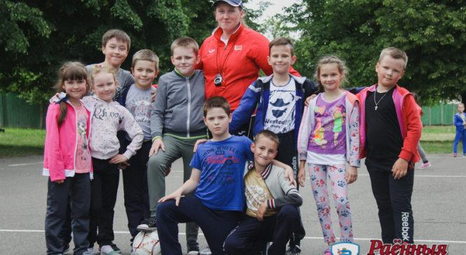 Учительница физкультуры Татьяна Гордиевская занимается не только спортом, но и наукой!