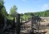 За прошедшие выходные на территории района произошло два пожара