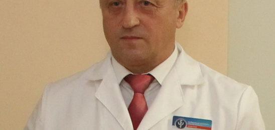 Актуальное интервью с главврачом Пружанской ЦРБ Виктором Дороневичем