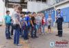 Дни энергии в Пружанах: школьники увидели, как древесный мусор превращается в энергию