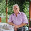 Белые ромашки, яблочный пирог, книги и друзья… Виктору Николаевичу Ковриге — 70!