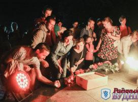 Накануне 22 июня в Пружанах прошел митинг-реквием