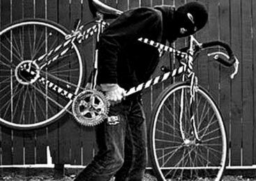 Велосипеды, запчасти, металлолом и инструменты чаще всего становятся объектами воровства