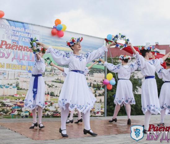 Пружанцы — одна семья. Фоторепортаж с празднования Дня освобождения города