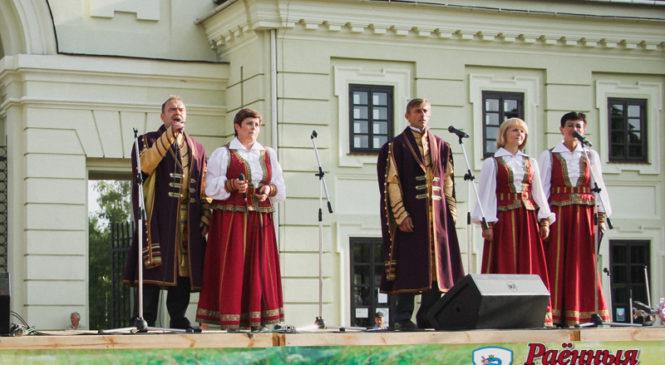 В Ружанах прошел праздник поселка «Белорусский Версаль»