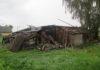 Возможно, молния стала причиной еще одного пожара в Пружанском районе