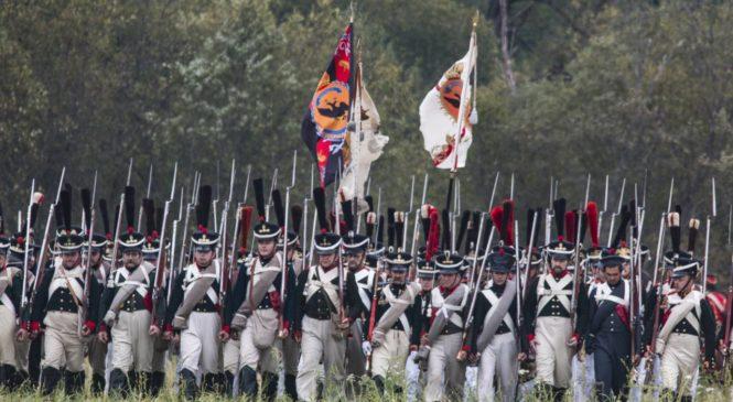 Во время І военно-исторического фестиваля «Городечно-2018» пройдет реконструкция боя 1812 года