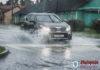 Как вести машину во время дождя?