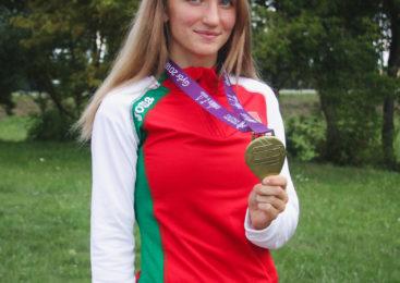 Обладательница юношеского рекорда Европы по спортивной ходьбе Анна Зубкова рассказала о своем пути в спорте и вере в себя