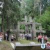 В Беловежской пуще почтили память расстрелянных фашистами белорусов и поляков