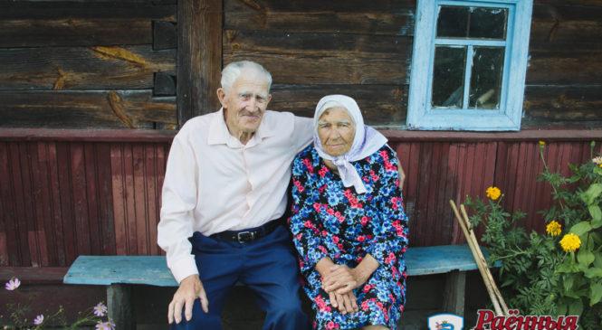 Как прожить 70 лет вместе и ни разу не поссориться? Ответ знают Лидия Семеновна и Михаил Васильевич из Сосновки