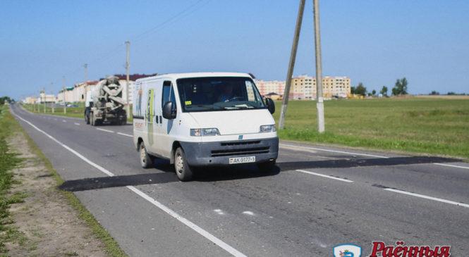 Что изменилось в дорожном движении в Пружанах?