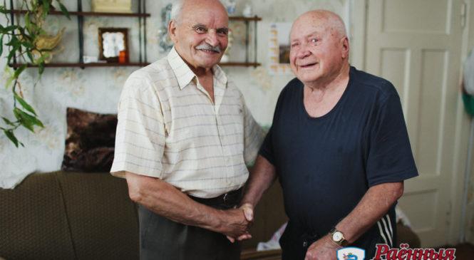 Служили два товарища… 90 лет исполняется бывшему начальнику машинно-счетной станции Евгению Бессарабу
