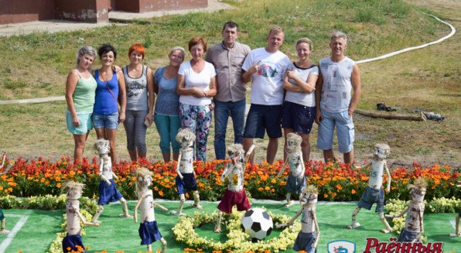 Коллектив зеленхоза из Пружан стал абсолютным победителем областного конкурса