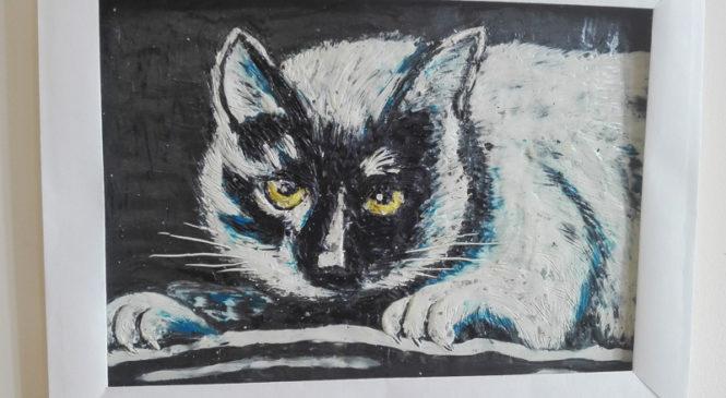 Ружанская мастерица Жанна Верховец создает картины из … пластилина
