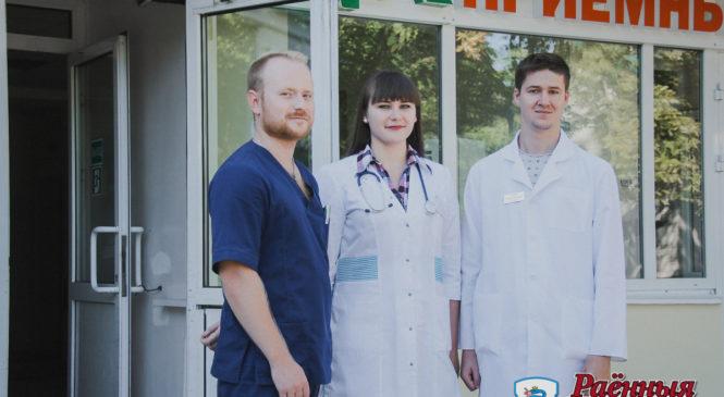 37 молодых специалистов приступили к работе в Пружанской ЦРБ