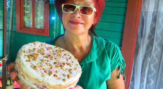 Рэцэпты на Біс: торт «Цётка Надзя»