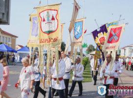 Делегация из Пружан приняла участие в праздновании Дня белорусской письменности