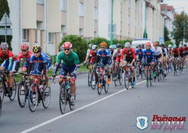 Велогонка «Тур де Брест» прошла через Пружаны