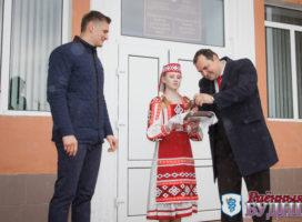 В Шерешево открыли капсулу с посланием комсомольцев 1968 года