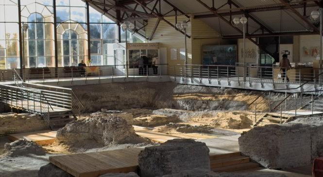Пружанские туристы побывали в древнем городе Турове и поделились своими впечатлениями