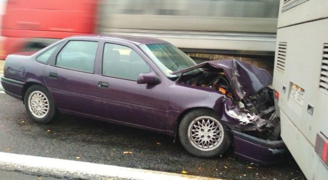 В аварии, которая произошла возле поворота на Куплино, пострадал ребенок