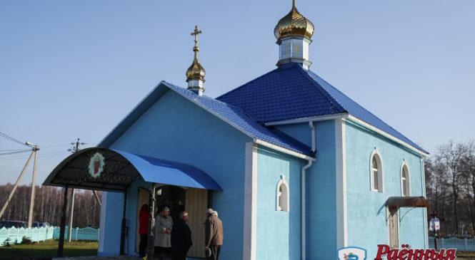В Хореве открылся новый храм