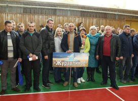 Команда ОАО «Журавлиное» стала победителем районной спартакиады среди работников сельскохозяйственных организаций