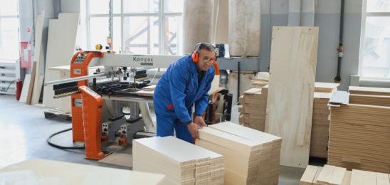 Фоторепортаж с ООО «НовитаМебель». Рассказываем и показываем, что происходит на бывших производственных площадях Ружанской мебельной фабрики