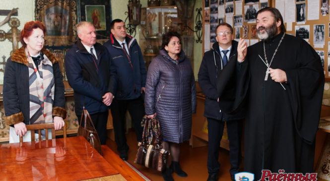 Вопросы взаимодействия государства и религии в Беларуси обсудили на заседании в Пружанах