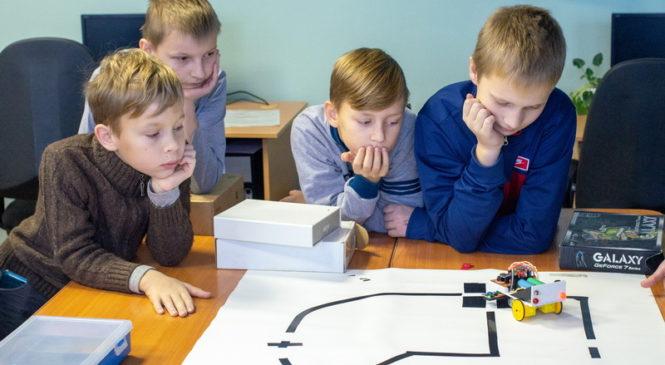 Smartrobofest–2018: пружанские робототехники в семерке сильнейших!